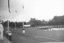 WWII German RP- Navy- Naval- Kriegsmarine Ceremony- Sailor- Flag- 1940s