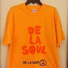 De La Soul T-shirt New Retro Jordan 90's Hip hop Wu Tang Tribe Nas Biggie Jay-Z