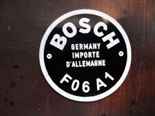 schild Bosch Typenschild Hupe Oldtimer F06 A1