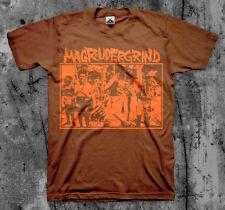 MAGRUDERGRIND 'Humanity' Colored T shirt (Wormrot Nasum Phobia Terrorizer)