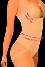 Women's Body Shaper Waist Cincher Underbust Corset Bodysuit lingerie Shapewear/2