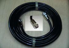 10 m Ecoflex 10 assemblées avec 2 x Connecteur mâle