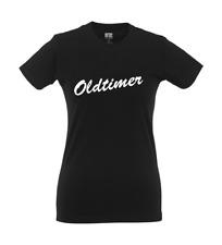 Oldtimer Camiseta Chica