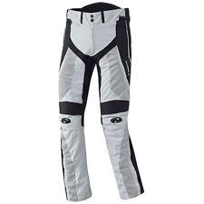 Held Ladies Vento Textile Motorcycle Motorbike Jeans Vented - Grey / Black