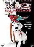 DISNEY102 DALMATIANS RARE WIDESCREEN DVD GLENN CLOSE PERFECT CONDITION!