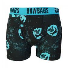 BAWBAGS NEW Mens Black Boxer Shorts Brew Dog BNIB