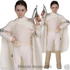 CK386 Deluxe Padme Amidala Star Wars Child Girls Book Week Fancy Dress Costume