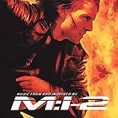 """Mission: Impossible 2""Original Soundtrack.2000 CD"