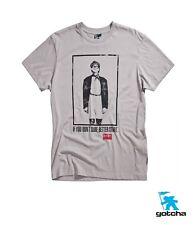 Tee-shirt Gotcha gris - 60362