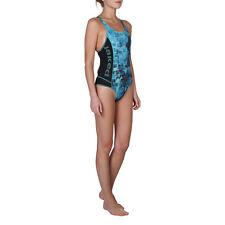 JAKED Damen Badeanzug Schwimmanzug Schwimmen, Swimming Suit, Gr. 34, 36