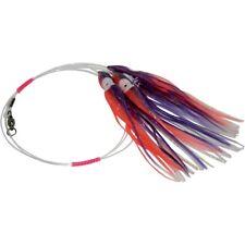 Daisy Chain Leader - Lum Purple & Orange - Marlin, Tuna, Mahi, Whaoo, Sailfish