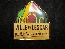 Ville de Lescar Hat Lapel Pin HP1486