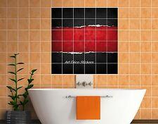 Sticker carrelage mural, faience, déco cuisine ou salle de bain Design réf 823