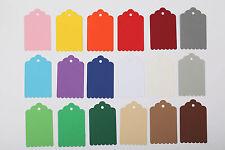 Geschenkanhänger Anhänger Etiketten Gift Tags Preisschilder Labels Wellenrand