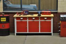 Werkbank Werktisch Modern Modellauto Werkstatt Garage Diorama Deko Zubehör 1/18