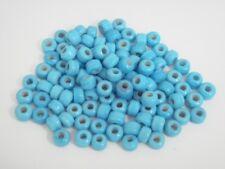 600+ PCS BLUE PONY CROW GLASS BEADS CRAFT 1 POUND #T-552