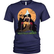 Hocus Pocus cabrones T-Shirt witch halloween Unisex Mens