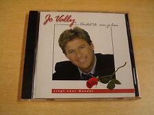 CD / JO VALLY ZINGT VOOR MOEDER - OMDAT IK VAN JE HOU