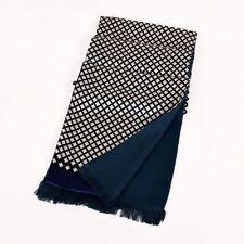 Men Warm Scarves Silk Thicken Luxury Fashion Long Cravat Neck Scarf 165X24cm