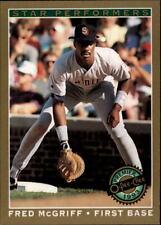 1993 O-Pee-Chee Premier Star Performers Baseball Card Pick