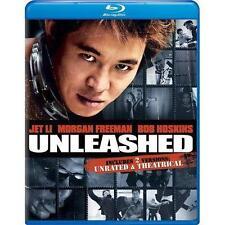 Unleashed (BluRay MOVIE) BRAND NEW