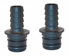 Pompa babordo adattatori 1 pr Jabsco Flojet 1.3cmhose 2038-1002