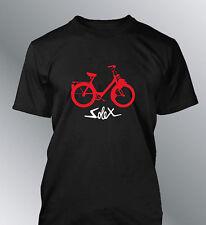 T-shirt personalizzato Bicicletta Solex uomo youngtimer vintage velosolex ciclo