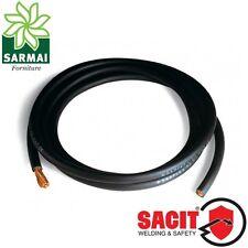 Cavo rame SACIT SARFLEX saldatrice saldatura PVC extra flessibile 16 25 35 50 mm