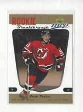 2005-06 Upper Deck MVP Rookie Breakthrough #RB7 Zach Parise Devils