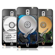 Funda Funda Diseños unidades de disco duro de gel suave Funda Para Samsung teléfonos 2