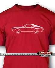 AMC AMX 1968 - 1969 Coupe T-Shirt for Men - Multiple Colors Sizes - American Car