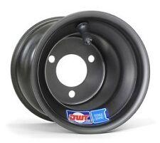 "DWT Kart Go Cart BLACK Wheel ALUMILITE Blue Label 6"" 6 x 7.25 3/2.5 2.5 + 4.75"