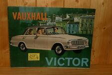 Vauxhall Victor Sales Brochure