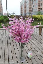 10PCS Artificial Oncidium Orchid  94CM Flower Spray Wedding Party Home Decor
