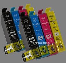 8 cartouches d'encre compatible pour les imprimantes Epson Workforce WF2510 W