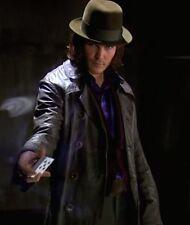 X-Men Origins Gambit Black Leather Coat - BNWT
