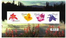 Canada 2006 Sc2194  MiBlk89 8.50 MiEu  1 SS  mnh  Flowers