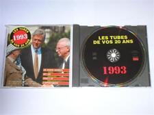 CD / LES 20 TUBES DE VOS 20 ANS / 1993 / SUPER COMPIL / EXCELLENT ETAT