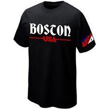 T-Shirt BOSTON USA - ETATS UNIS - UNITED STATES - ★★★★★★