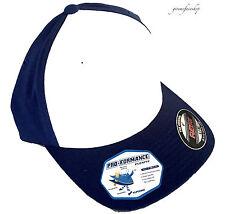 NEW FLEXIFIT BASEBALL CAPS, FLEXFIT PLAIN ROYAL FITTED CLASSIC HATS, S, M, L, XL