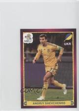 2012 Panini UEFA Euro Album Stickers #425 Andriy Shevchenko Ukraine Soccer Card