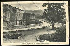 Abruzzo Aquila cartolina 1MGG-325 SZH