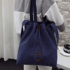 Women's Canvas Handbag Messenger Shoulder Bag Satchel Tote Purse Bags