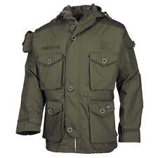 MFH Giacca Giubbotto uomo militare medio peso Commando Jacket  Smock 03482B