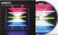 The Wombats   CD-Single ( PROMO)   TECHNO FAN