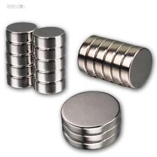 Neodym Magnet Sets, 3 versch. Größen zur Auswahl, Supermagnete, Neodymiummagnet