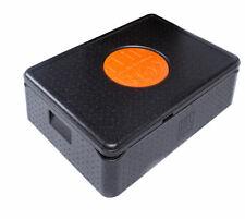 1 EPP Thermobox Abm 68,5 x 48,5 x 22,5 cm Thermobox Pizzabox THE BOX SCHWARZ