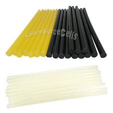 7/11mm Hot Melt Glue Stick Black Clear For Electric Tool Heating Glue Gun Craft