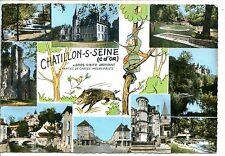 CP 21 CÔTE D'OR - Chatillon-sur-Seine - Multivues couleur