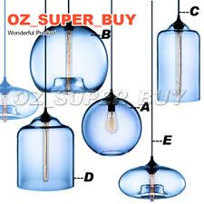 Bar Ceiling Lights Chandelier Lighting Kitchen Lamp Modern Glass Pendant Light